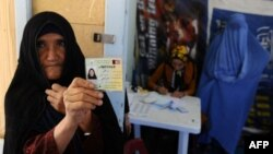 به برگزاری انتخابات در افغانستان ۲۰ روز دیگر باقیمانده است