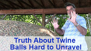 All About America - Truth about twine balls hard to unravel