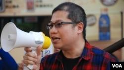 北區水貨客關注組發言人梁金成表示,港府限帶奶粉新措施有一定成效