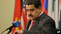 A Nicolás Maduro le ha llegado la hora de la impopularidad.
