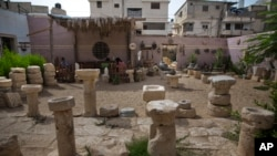 Gaza Antiquities