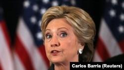 Hillary Clinton discursa após derrota frente a Donald Trump