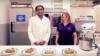 NASA sedang mengembangkan cara untuk membuat bobot makanan lebih ringan dalam misi mendatang ke Mars.