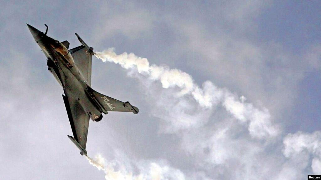 Máy bay tiêm kích Rafale của Pháp