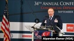 NATO Avrupa Müttefik Kuvvetleri Başkomutanı Orgeneral Philip Breedlove