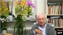 Nhà thơ Thụy Điển Tomas Transtromer