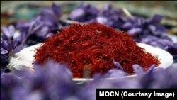 زعفران یکی از خوبترین محصولات صادراتی افغانستان است