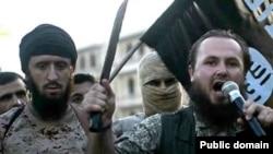 ملیتانەکانی داعش
