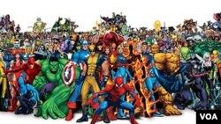 A finales del 2009, Walt Disney compró a Marvel Entertainment, junto a todos sus personajes, por más de cuatro billones de dólares.