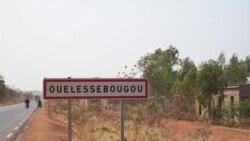 Ouelessebougou dougou denw ni, lakana bagaw, ka gnongon ye.