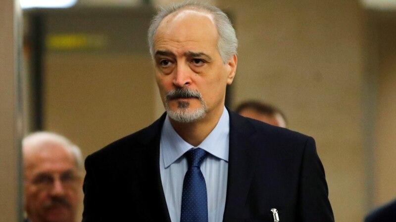 حکومتِ شام کا وفد جنیوا مذاکرات کی جانب لوٹ آیا