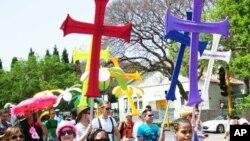 Des chrétiens sud-africains revendiquent leur droit d'être des homosexuels