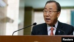 Sekjen PBB Ban Ki-moon akan mengirim utusan khusus untuk memulai kembali perundingan perdamaian di Sahara Barat (foto: dok).