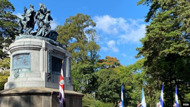 En Fotos | Centroamérica celebra su bicentenario de independencia