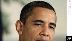 奥巴马总统欢迎美国失业率下降