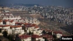 Bethlehem ၿမိဳ႕အနားက Efrat အေျခခ်စခန္း