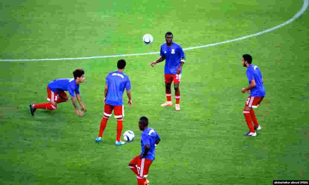 Xulka Equatorial Guinea