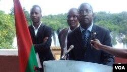 Angola UNITA Januário Mussambo, secretário em Malanje