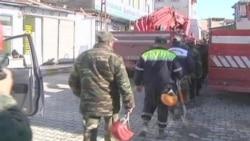 زلزله در شرق ترکيه دست کم ٣ کشته برجای گذاشت