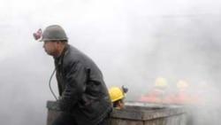 ادعای چین مبنی بر کاهش مرگ و میر کارگران صنعت معدن
