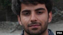مجیب مشعل، خبرنگار افغان