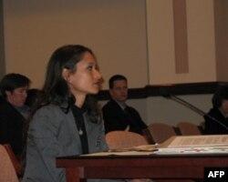 哥斯达黎加贸易部官员巴斯克斯作证