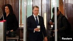Курт Волкер перед дачею свідчень в Конгресі, 3 жовтня 2019 року