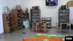 Mediateca de Luanda - area infantil