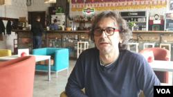Đorđe Pavićević, profesor na Fakultetu političkih nauka u Beogradu (Foto: VOA)