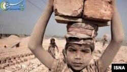 «کودکان کار از دهه هشتاد شمسی در ایران پدیدار شدند.»