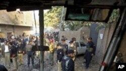 انفجار بم در شمال غرب پاکستان