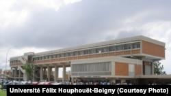 La manifestation d'étudiants à l'université Félix Houphouët-Boigny suspendue.