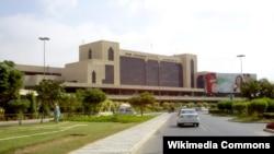 Jinnah airport karachi