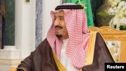Sarkin Saudiyya Salman bin Abdulaziz Al Saud