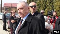 Dragan Vikić, nekadašnji komandant Specijalne jedinice Ministarstva unutrašnjih poslova BiH