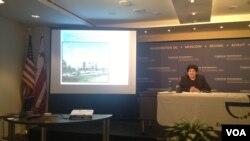Marinika Babanazarova, Nukus muzeyi rahbari, Bill Meyns mukofoti sohibasi
