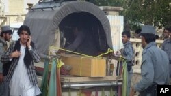 قوای امنیتی هرات آماده پذیرش مسؤولیت هستند اما مردم اطمینان ندارند