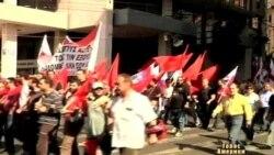 Першотравень-2013: страйки і протести