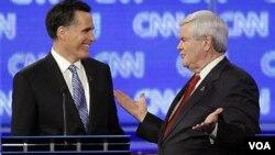 El triunfo de Mitt Romney o Newt Gingrich en Florida dependerá en gran parte de cómo voten más de 452.000 hispanos republicanos que hay en el estado.