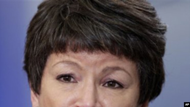 White House senior adviser Valerie Jarrett (file photo)