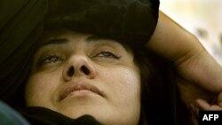 Əfqanıstanın parlamentdən kənarlaşdırılan qadın üzvü aclıq tətilini davam etdirir