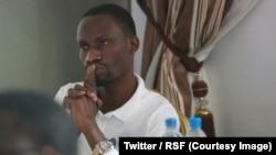 Maxence Melo, umwe mu batangije urubuga jamii Forums muri Tanzania