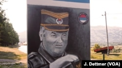 "Ratko Mladić: The 1995 Srebrenica massacre was carried out by units of the Bosnian Serb Army of Republika Srpska under the command of Ratko Mladić. This month his supporters erected a mural lauding him as a ""Serb hero"" in his hometown of Kalinovik. Rights"