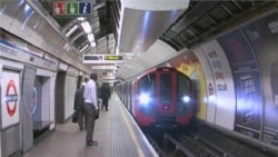 London's 'Tube' Has Crucial Olympics Role