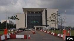 Hedkwatar Hukumar Kwastan dake Abuja