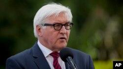 Ngoại trưởng Đức cho biết ông hy vọng cuộc thảo luận sẽ giúp chấm dứt bạo động ở miền đông Ukraine và giúp đưa hàng cứu trợ tới cho cư dân ở khu vực bị chiến tranh tàn phá.
