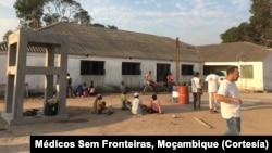 Centro de Saúde de Macomia, Cabo Delgado
