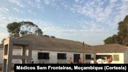 Centro de Saúde de Macomia, Cabo Delgado, Moçambique, Foto:MSF