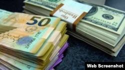 Dollar vı manat