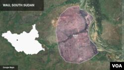 Les trois employés sud-soudanais du PAM ont été tués lors des combats à Wau, dans le nord-ouest du Soudan du Sud.